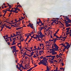 LULAROE size large maxi skirt